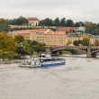 Prague in autumn - Stock Photo