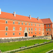Castle in Warsaw — Stock Photo #4831684