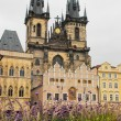 Church in Prague - Stock Photo