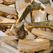 Chopped firewood — Stock Photo #5316890