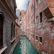 Venice channel — Stock Photo