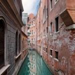 Venice channel — Stock Photo