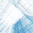 Architecture blueprint - Stock Photo