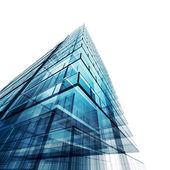 Současná architektura — Stock fotografie