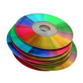 CD discs — Stock Photo