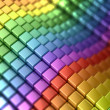 Rainbow shape — Stock Photo #5147695