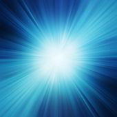Los rayos de luz — Foto de Stock