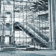 Interior under construction - Stockfoto