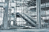Interior under construction — Stock Photo
