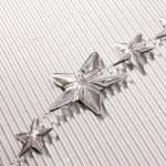 Silver stars — Stock Photo #3936552
