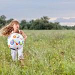 Little girl — Stock Photo #3992449