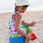 Little girl — Stock Photo #3992744