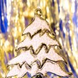 Christmas decoration — Stock Photo #4338464