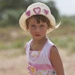 Little girl — Stock Photo #4560593