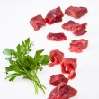 Raw meat — Foto Stock
