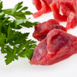 Raw meat — Stock Photo #5243541