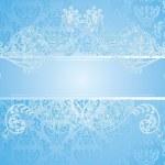 mavi arka plan — Stok Vektör #5076257
