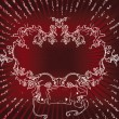 Royalty-Free Stock Vector Image: Red background