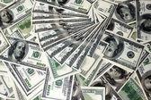 Yüz dollard banknotlar — Stok fotoğraf