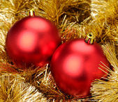Christmas balls — Fotografia Stock