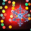 Snowflake — Stock Photo #4325329