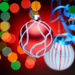Christmas balls — Stock Photo #4325331
