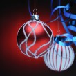Christmas balls — Stock Photo #4325333