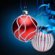 christmas balls — Stock Photo #4325335