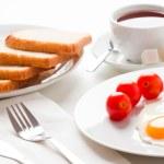 English breakfast — Stock Photo #4649384