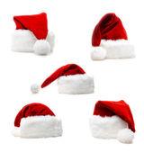 Santa's hats — Stock Photo