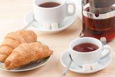 Cups of Tea — Stock Photo