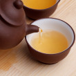 Green tea — Stock Photo #5029698