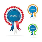 Winner award — Stock Vector