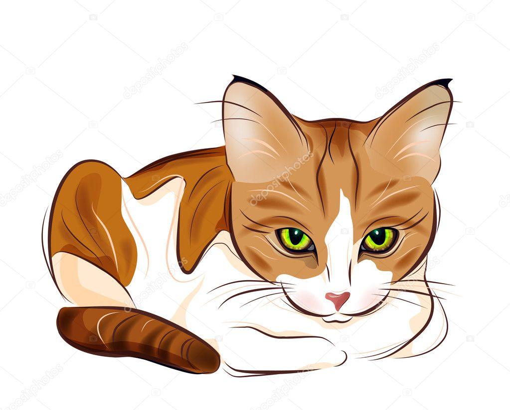 Clipart Cat Silhouette