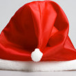 Stock Photo: Santa's red hat