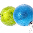 Сhristmas balls — Stock Photo #4335168
