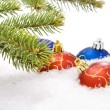christmas balls — Stock Photo #4335360