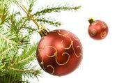 Christmas balls — Zdjęcie stockowe