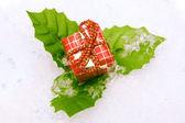 Christmas box — Foto de Stock