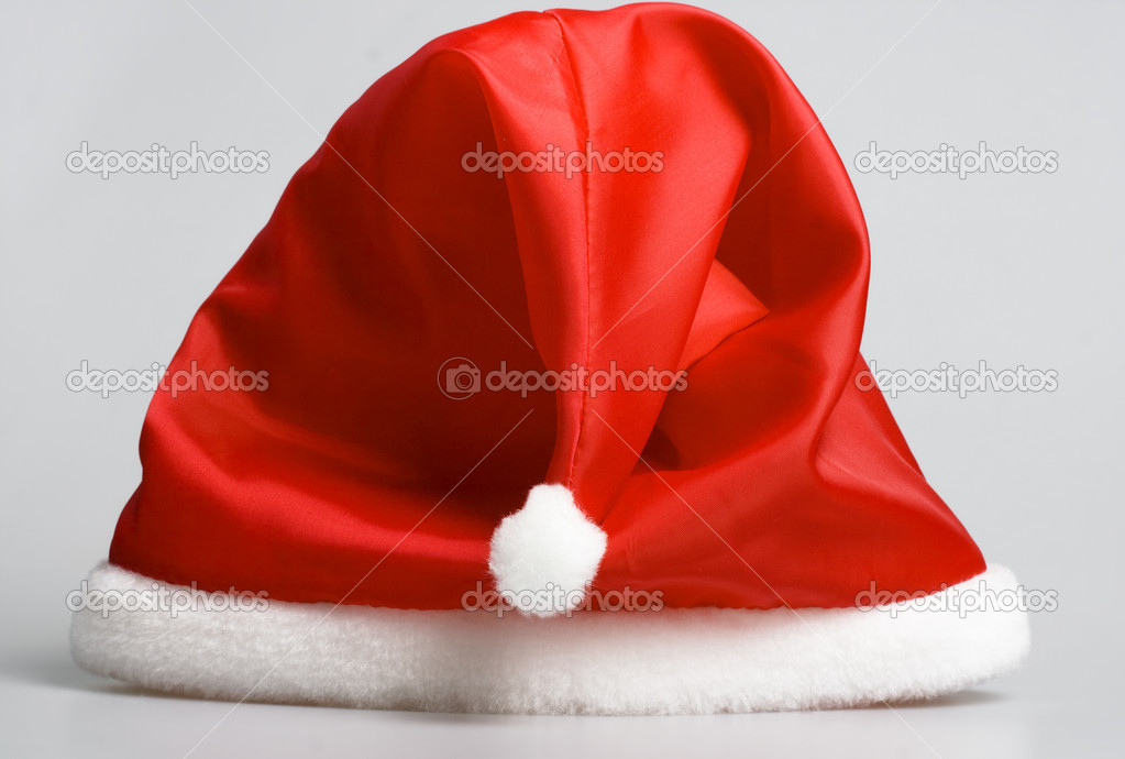 Santa's red hat — Stock Photo #4335162