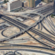Transport interchange in Dubai. — Stock Photo