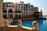 Souk al bahar restauracje. — Zdjęcie stockowe