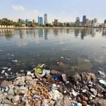 Environmental pollution. — Stock Photo