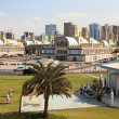 Modern city of Sharjah. - Stock Photo