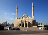 Al Noor Mosque. — Stock Photo