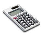 Malé digitální kalkulačka — Stock fotografie