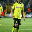 LVIV, UKRAINE - SEPTEMBER 16: FC Dortmund Borussia player Shinji - Stock Photo