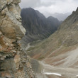 Stock Photo: Transbaikal mountains