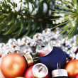 christmas balls — Stock Photo #4097590