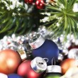 christmas balls — Stock Photo #4115575